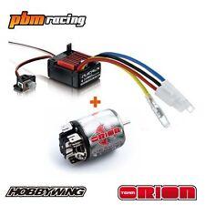 Team Orion método Pro 15t 540 Motor Eléctrico Cepillado/Hobbywing RC ESC Combo
