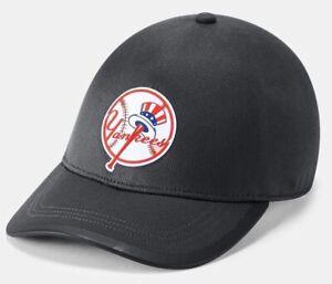 NEW YORK YANKEES HAT UNDER ARMOUR UA RARE CAP SIZE LARGE/EXTRA LARGE LG/XL