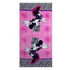 """Disney Minnie Mouse Cotton Bath Towel, 50"""" X 25"""""""