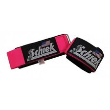 Schiek Sports Ultimate Wrist Supports Model 1100WS PINK Wraps One Pair Womens