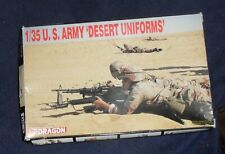 Dragon 1/35 US Army Desert Uniforms