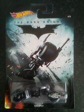 Hot Wheels DFK75Batman4/6BatmanThe Dark Knight - Bat Pod
