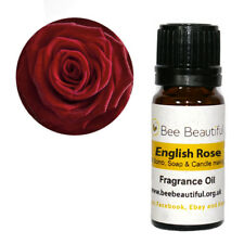 English Rose Fragrance oil 10ml  - Soap, Candle & bath bomb making