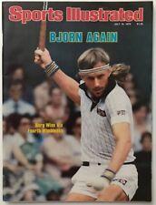 BJORN BORG July 16, 1979 Sports Illustrated Magazine - NO LABEL