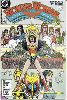 Wonder Woman #1-132 1987-1998 DC Comics Free Bag/Board [Choice]