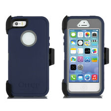 Otter Box Iphone 5&5S U14577 Modern Case Matt Keylime Blue Size OS