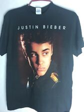 Justin Bieber Believe Tour 2012 2013 Concert T-Shirt Medium Brand new