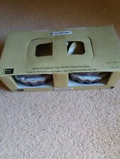 Le Creuset For Mini Fluted Flan Dishes Bnib Noisette?