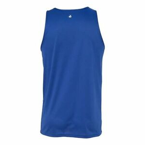 Alleson Athletic B-Core Tank Top - Royal, XS