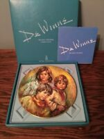 Royal Doulton 'Village Children' Collector's Plate, Free Shipping!