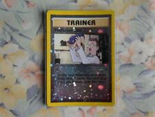 Professor Elm Pokemon Trading Card Game (Reverse Foil) BEST 3 TRAINER Promo