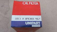 CITROEN CX Filtro Olio Unipart gfe303