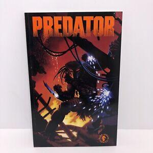 Predator Volume 1 Graphic Novel Dark Horse Comics 1992 2nd Edition