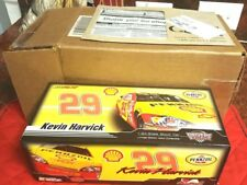 KEVIN HARVICK 2007 #29 SHELL 1:24 CAR, LIMITED EDITION