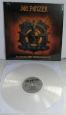 Jag Panzer Chain Of Command Clear Vinyl LP Record new