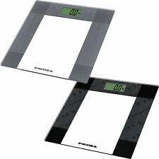 150KG Digital Electronic LCD Bathroom Glass Weighing Scales Weight Scale NEW