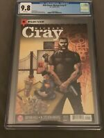 Wildstorm Michael Cray #1 CGC 9.8-NM-1st print-Bryan Edward Hill-DC/Wildstorm