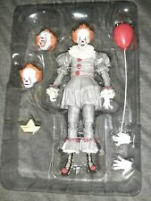 NECA STEPHEN KING'S IT ULTIMATE PENNYWISE ACTION FIGURE COMPLETE