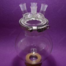 Separately Reactor flask,Round Bottom,24/29,50000ML,four necks Reactor Flask