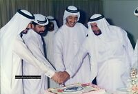 Original Photograph, UAE ,Abu Dhabi Abdulla Bin Zayed Al Ain Club AP06