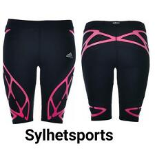 Genuine Adidas Adizero Women's Fitness/ Running/ Yoga/ Sports Tights, Size: 8,10