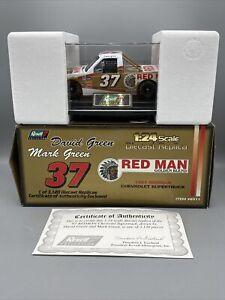 1997 David & Mark Green #37 Redman Chevrolet Supertruck 1:24 NASCAR Revell