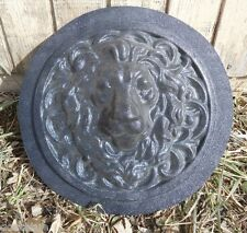 Lion mold Plaster concrete animal face mould