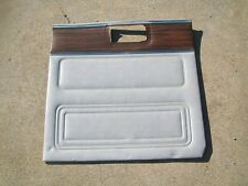 1982 1983 Dodge Plymouth Van NOS MoPar REAR CARGO DOOR RH INTERIOR TRIM PANEL