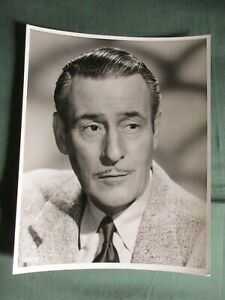 TOM CONWAY  ACTOR  FILM STAR-  PUBLICITY PHOTOGRAPH - 8X10