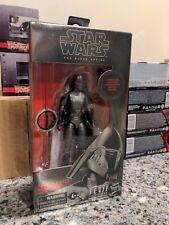 Star Wars Black Series Carbonized Second Sister Fallen Order Figure