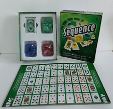 Sequence - The 5-in-a-Row Strategy Game - Nordic/Winning Moves - Complete