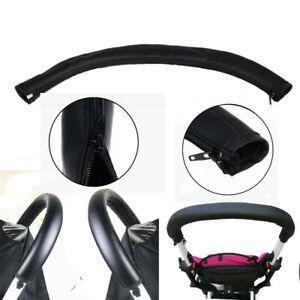 PU Bumper/Handle Bar Fastener Cover Kid Baby Pram Pushchair Stroller Accessories