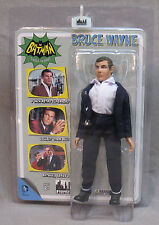 "2015 Retro Batman 1966 Classic TV Series 8"" Bruce Wayne - Series 2 - Adam West"