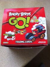 Angry Birds GO! Trading Card Game - 36 Packets * Full Box * - (6 cards per pack)