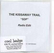 (AE846) The Kissaway Trail, SDP - DJ CD