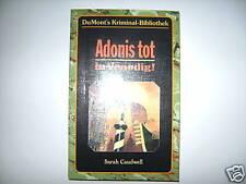 SARAH CAUDWELL ANONIS TOT IN VENEDIG DUMONT +