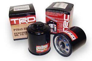 Scion xB 2004-2009 TRD Oil Filter (5) - OEM NEW!