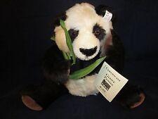 STEIFF Giant Panda Bear ~ San Diego Zoo Limited Ed ~ NEW with TAG