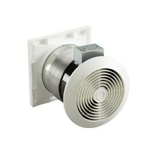 Bathroom Vent Fan Kitchen Exhaust Through Wall Ventilation System Round Shower