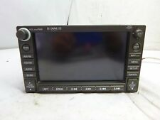 06 07 08 09 Honda Civic Radio Cd Gps Navigation & Code 2AC3 39541-SNA-A110 VH656