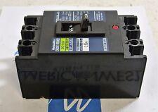 BBC3152N BC-50N Matsushita Circuit Breaker 15 amp 3 pole 460V USED