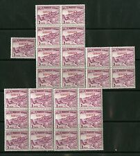 Pakistan Stamps # 078a XF OG NH Bot Of 25X Scott Value $337.50