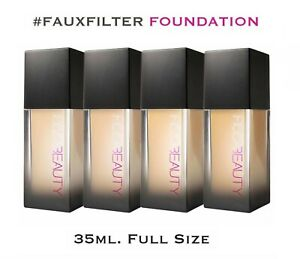 New Huda Beauty FauxFilter Foundation Various Shades 35ml UK SELLER