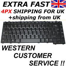 NEW UK English keyboard for Toshiba Tecra A11 M11 S5 P5 no point stick