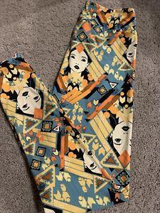 LuLaRoe OS Leggings Disney Pocahontas NEW!!