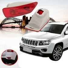 1Pair Rear Taillight Lamp Light Cover For Jeep Compass Grand Cherokee 2011-2016
