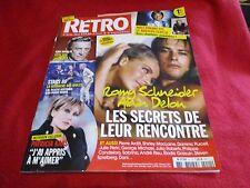 """RETRO N°11"" Romy SCHNEIDER & Alain DELON Patricia KAAS Matt POKORA Andre RIEU"