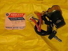 1973-74 Yamaha TX 750 TX750 TX750A Main Switch 341-82508-14 NEW Vintage NOS OEM