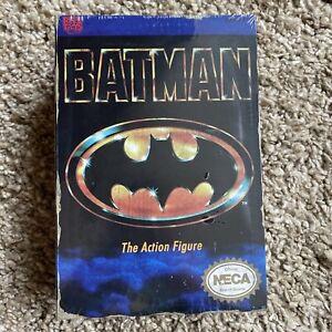 NECA BATMAN 89 NES Video Game 8-BIT Figure MICHAEL KEATON PLASTIC SEALED