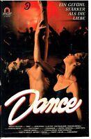 (VHS) Dance - Johan Rennvall, Ellen Troy, Carlton Wilborn (Tanzfilme der 80er..)